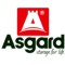 Asgard Steel Security Storage Sheds