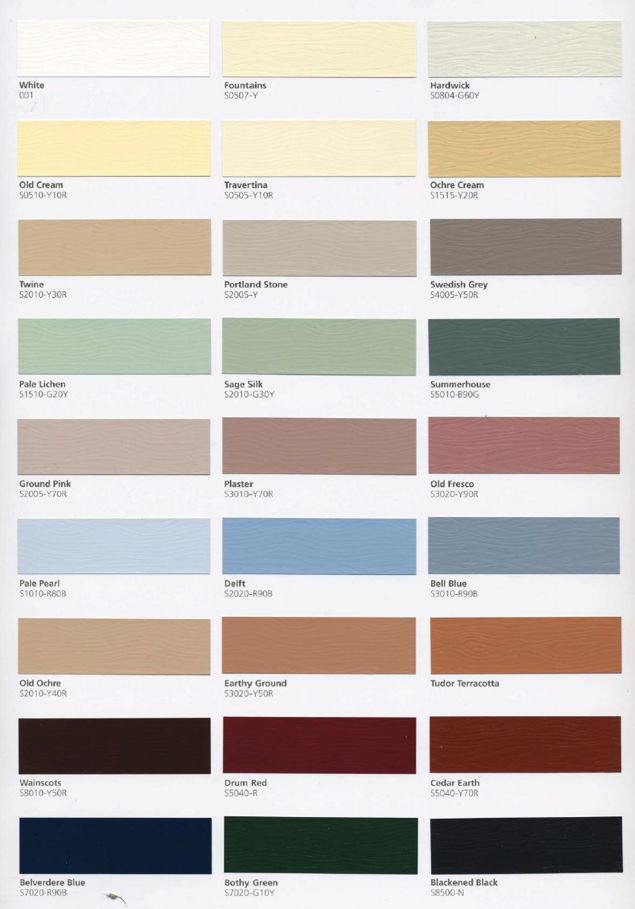 Jotun Paint Color Swatches - Paint Color Ideas