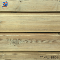 Tanalised Pressure-treated Preservative