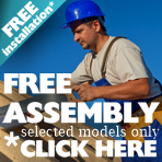 TGB SHEDS - Best Buy of the month includes FREE ASSEMBLY